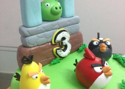 Sweet Angry Birds