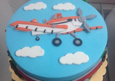 Álvaro y sus Aviones