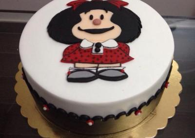 Mafalda y Mily