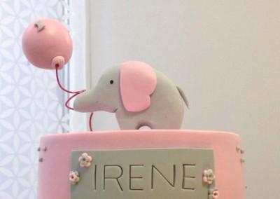 Un abrazo para Irene